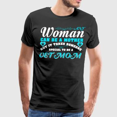 Veterinarian Mom Shirt - Men's Premium T-Shirt