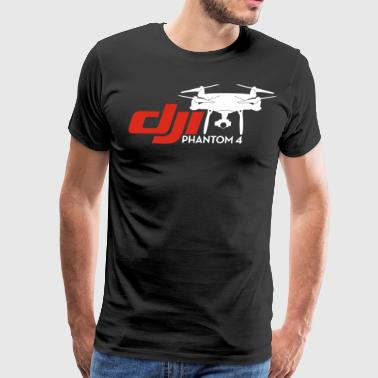 DJI phantom 4 New Drone - Men's Premium T-Shirt