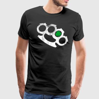 Brass Knuckles Irish BOXING - Men's Premium T-Shirt