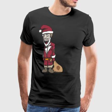 Bad Santa - Men's Premium T-Shirt