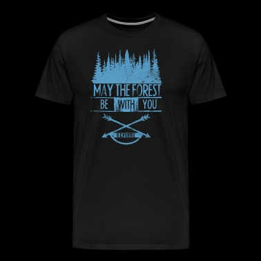 May The Forest - Men's Premium T-Shirt