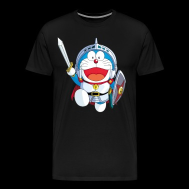 doraemon - Men's Premium T-Shirt