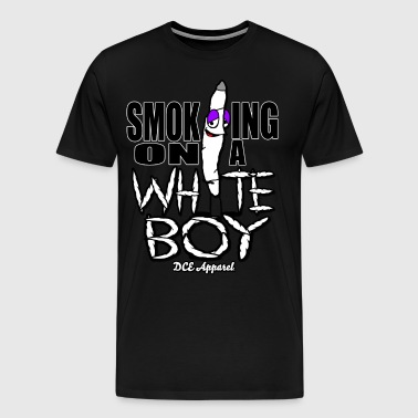 White Boy - Men's Premium T-Shirt