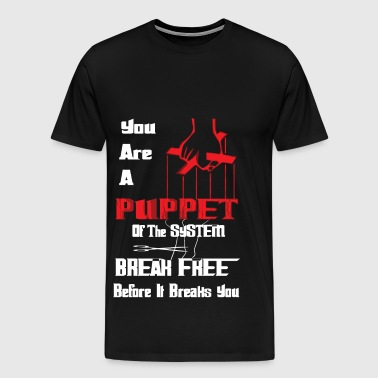 Puppet - Men's Premium T-Shirt