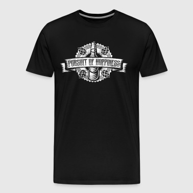 Pursuit of Hoppiness Beer - Men's Premium T-Shirt