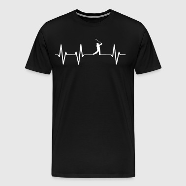 Golf Pulse - Men's Premium T-Shirt