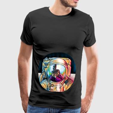 THE MOONING - Men's Premium T-Shirt