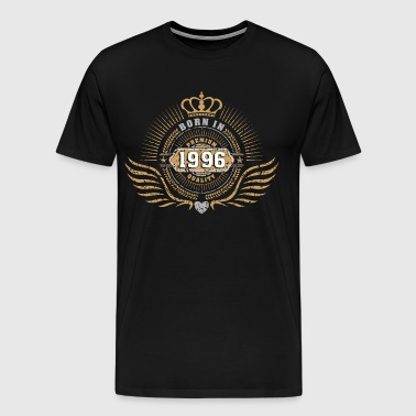 BORN IN 1996 - Men's Premium T-Shirt
