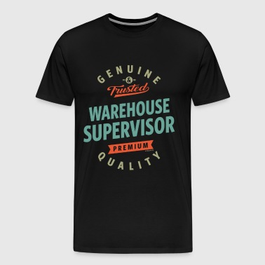 Warehouse Supervisor - Men's Premium T-Shirt