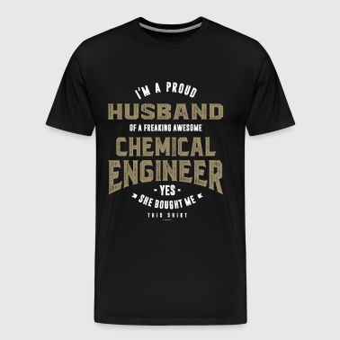 Chemical Engineer - Men's Premium T-Shirt