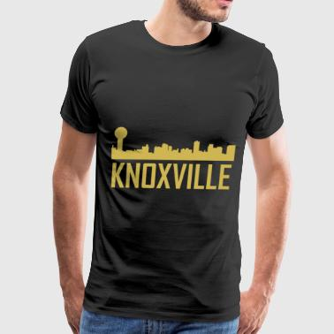 knoxville hipster t shirts - Men's Premium T-Shirt