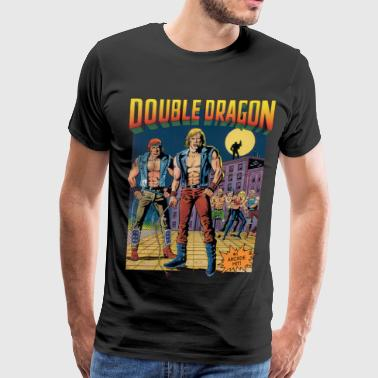 Double Dragon - Men's Premium T-Shirt