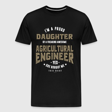 Agricultural Engineer - Men's Premium T-Shirt