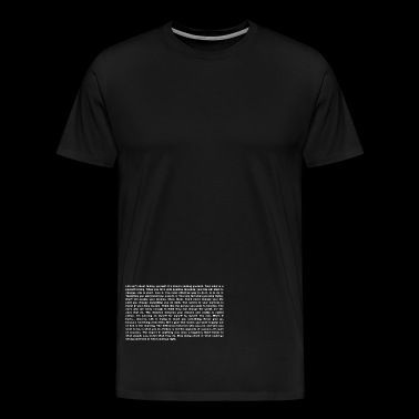 Ultimate Motivation T-Shirt - Inspiration - Men's Premium T-Shirt
