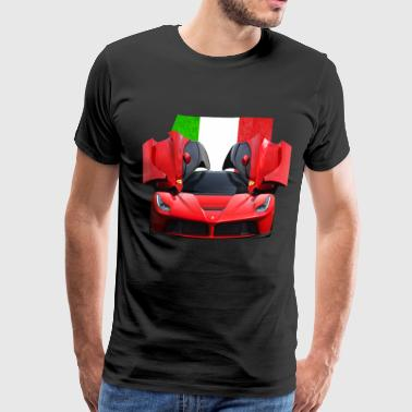 Ferrari LaFerrari - Men's Premium T-Shirt