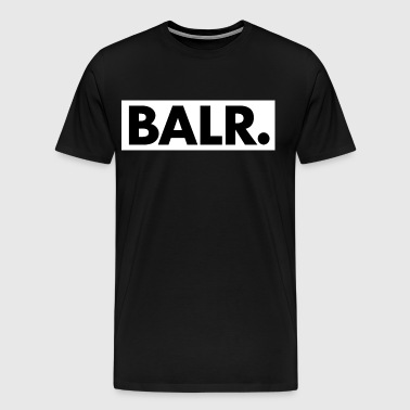 BALR square 1 - Men's Premium T-Shirt