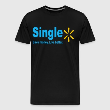 single 1 - Men's Premium T-Shirt