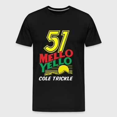 51 MELLO YELLO DAYS OF THUNDER TOM CRUISE - Men's Premium T-Shirt
