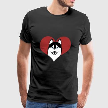 love animal - Men's Premium T-Shirt