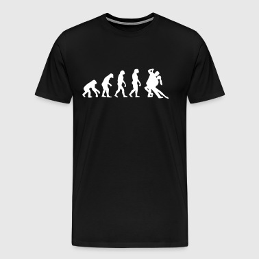 Tango Evolution T-Shirt - Men's Premium T-Shirt