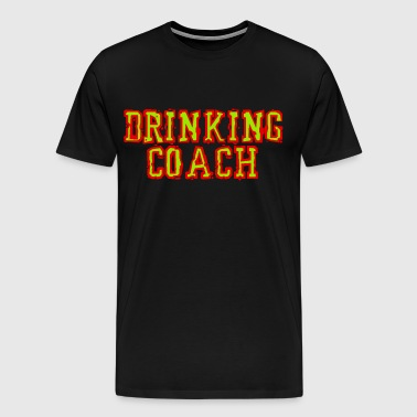drinkingcoach - Men's Premium T-Shirt