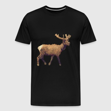Art Deer - Men's Premium T-Shirt