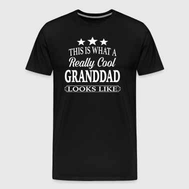 Granddad - Men's Premium T-Shirt