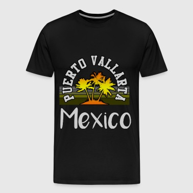 vallarta 21212.png - Men's Premium T-Shirt