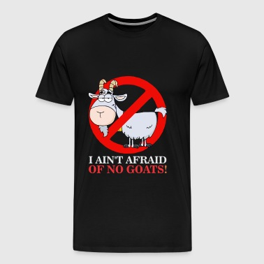 Bill Murray Cubs Shirt I Ain't Afraid Of No Goat - Men's Premium T-Shirt
