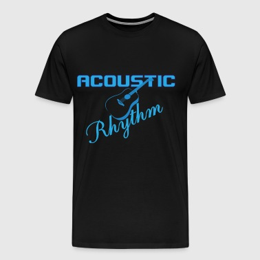acoustic - Men's Premium T-Shirt
