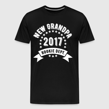 New Grandpa 2017 - Men's Premium T-Shirt