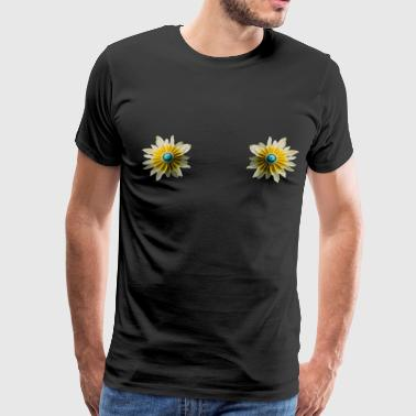 Take Time To Smell the Flowers - Men's Premium T-Shirt