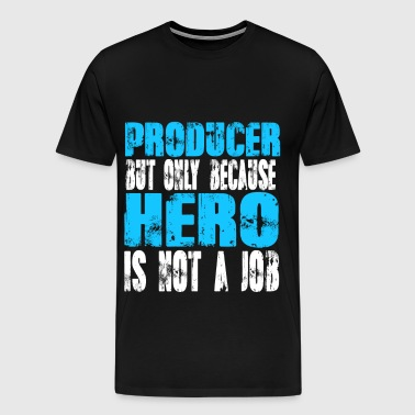 producer Hero - Men's Premium T-Shirt