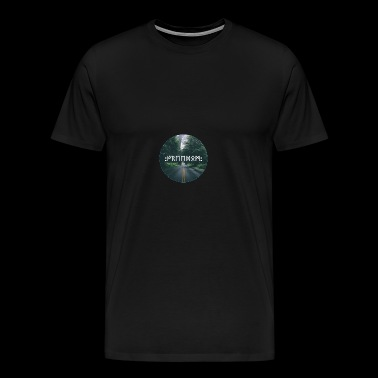Runic Freedom - Men's Premium T-Shirt