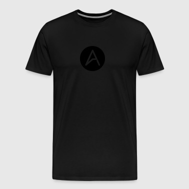 Black on Black - Men's Premium T-Shirt