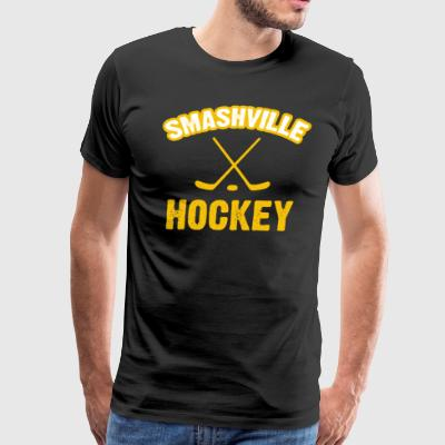 Smashville Hockey - Men's Premium T-Shirt