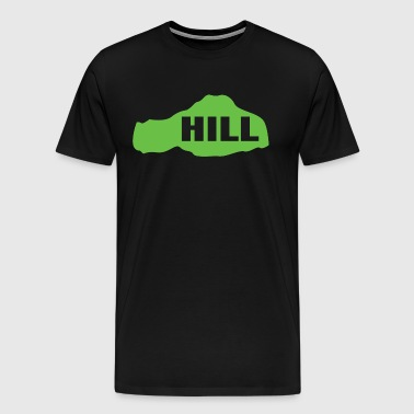 Hill - Men's Premium T-Shirt