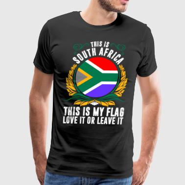 This Is South Africa - Men's Premium T-Shirt