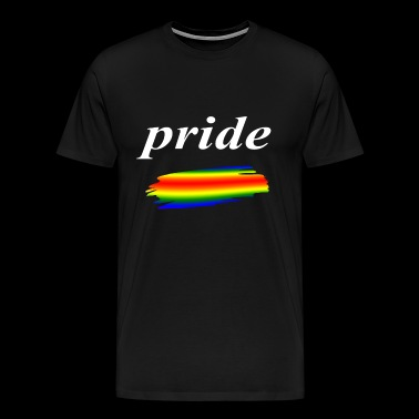 pride Gay T shirt - Men's Premium T-Shirt