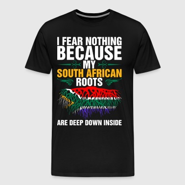 My South African Roots - Men's Premium T-Shirt