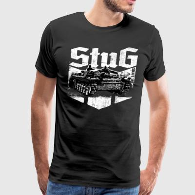 StuG III - Men's Premium T-Shirt