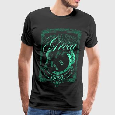 let the great one be great - Men's Premium T-Shirt