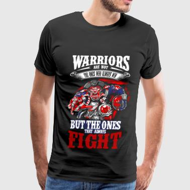 Pit warriors - The ones that always fight - Men's Premium T-Shirt