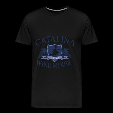 Catalina - Catalina - catalina wine mixer - Men's Premium T-Shirt