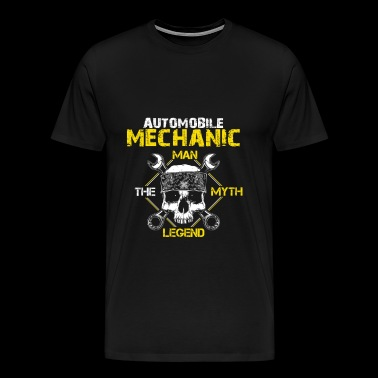 Automobile mechanic - awesome t-shirt for mechan - Men's Premium T-Shirt