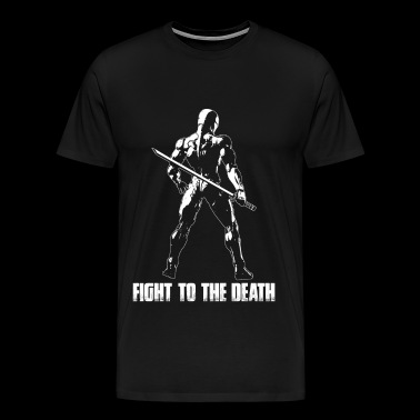 Fight to the death - Men's Premium T-Shirt