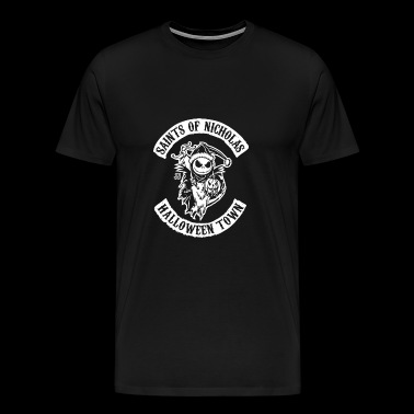Halloween town - Saints of Nicholas - Men's Premium T-Shirt