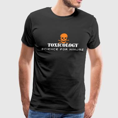 Toxicology Tee - Men's Premium T-Shirt
