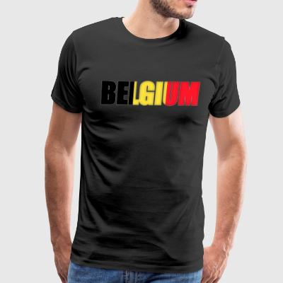 Belgium - Men's Premium T-Shirt