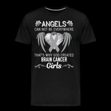 Brain Cancer Awareness - Men's Premium T-Shirt